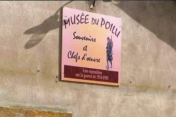 Musée du Poilu à Sivignon (71)