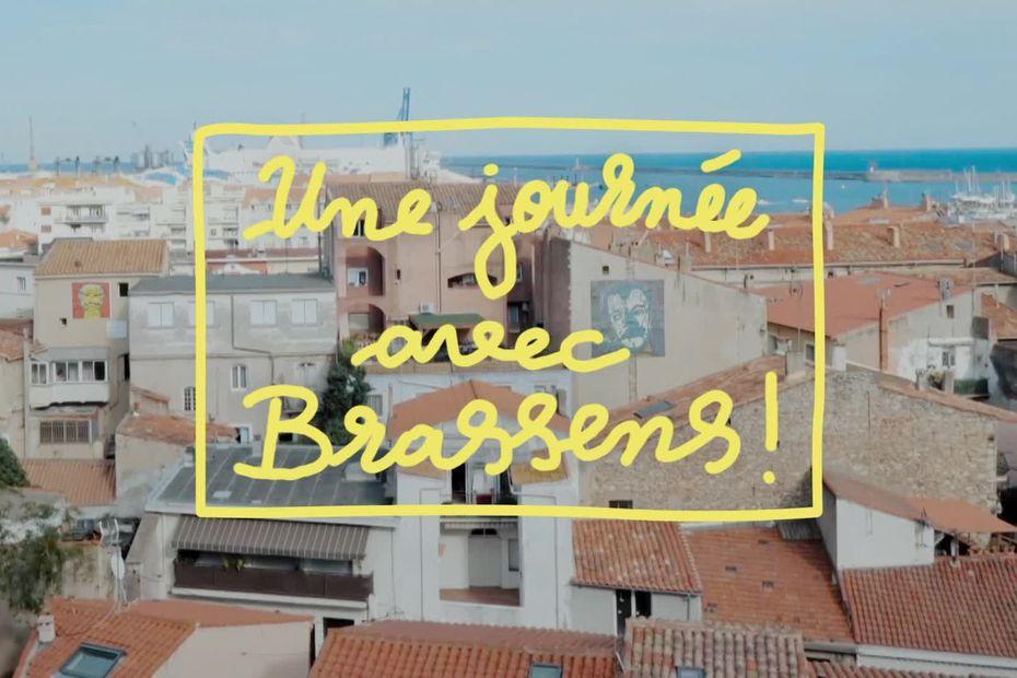 """REPLAY. L'émission """"Une journée avec Brassens"""""""