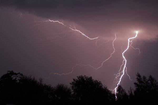 Les orages vont se multiplier en fin de journée dans le Centre-Val de Loire
