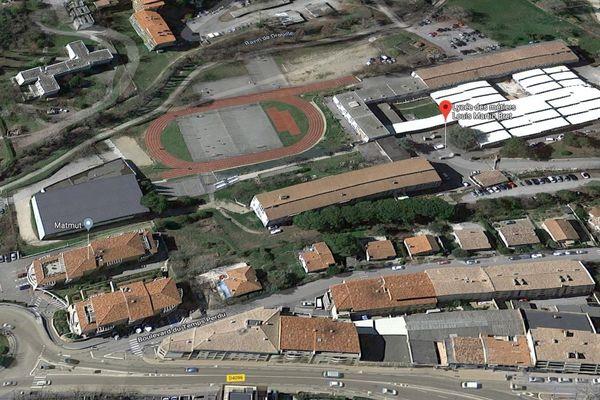 Lycée des métiers Louis Martin Bret à Manosque