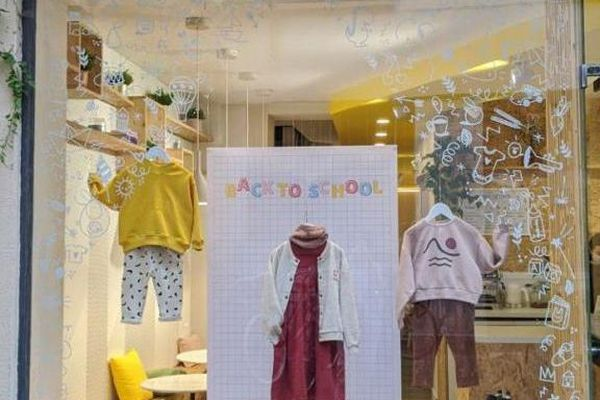 Boutique unisexe pour enfants, un nouveau concept store à Strasbourg