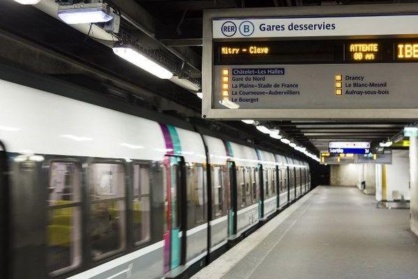Seul les usagers du RER B seront impactés par la journée de grève du vendredi 14 décembre.
