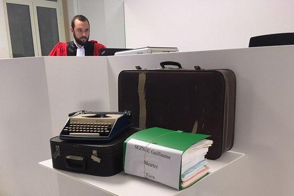 Guillaume Seznec a été acquitté lors d'un faux procès à l'occasion de la nuit du droit à Lorient le 4 octobre 2018