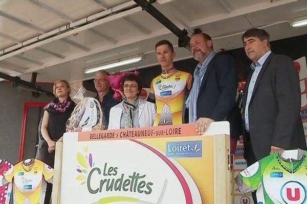 Il faisait partie des favoris, Jérémy Cabot remporte le Tour du Loiret 2019.