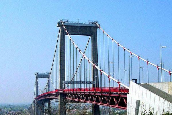 Le Pont d'Aquitaine sera fermé dans la nuit du 19 au 17 février et du 20 au 21 février 2014