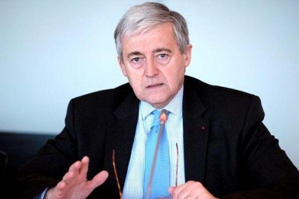 Pierre Mongin, avril 2012