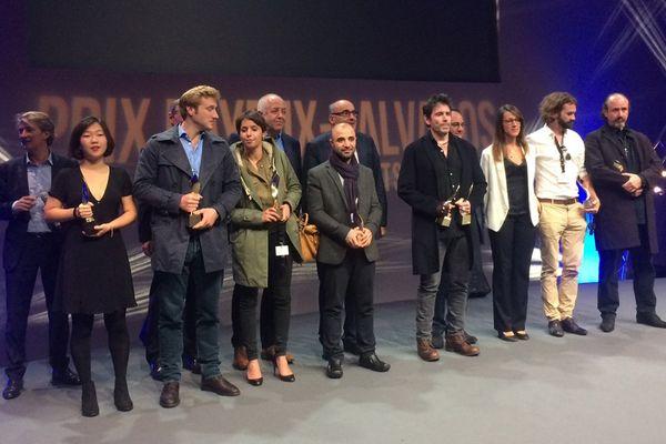 Les lauréats de la 24e édition du Prix Bayeux Calvados des correspondants de guerre
