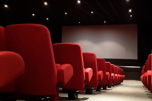 Illustration : une salle de cinéma
