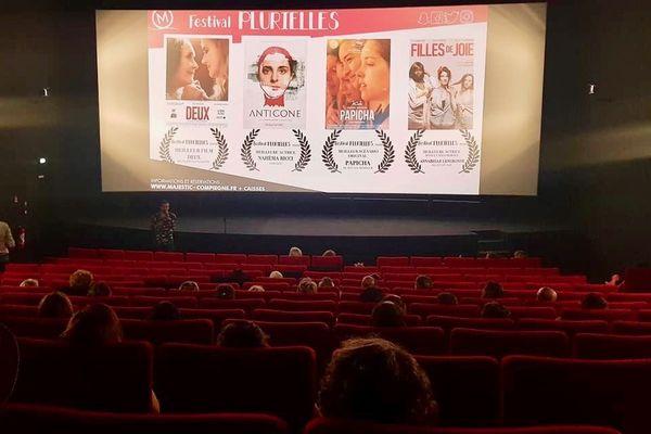 Le festival Plurielles a été inauguré le mercredi 1er juillet au cinéma Le Majestic de Compiègne