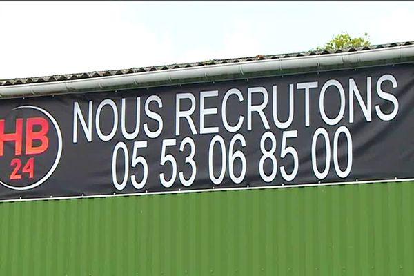 Horizons Bois une entreprise de charpente-menuiserie qui augmente régulièrement son activité, mais peine à recruter pour répondre à la demande