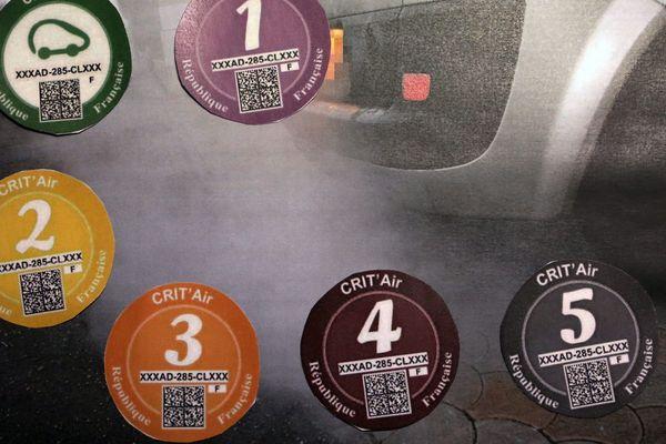 La Métropole du Grand Paris espère arriver à 100% de véhicules propres à l'intérieur de la ZFE.