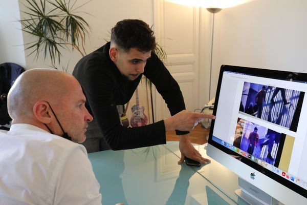 Rami Sahli, assisté par son avocat maître Padovani, va porter plainte contre Netflix