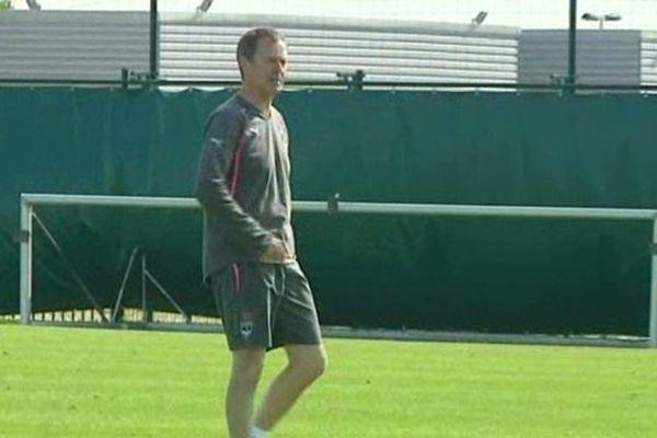 Eric Bedouet est le nouveau préparateur physique de l'équipe de France de football