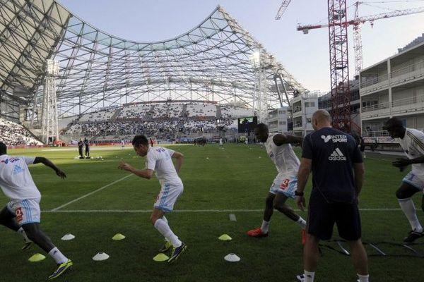Le Vélodrome, comme beaucoup d'autres stades, sont payés par le contribuable
