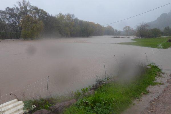 Dernier épisode en date : en 2019, l'Argens inonde par deux fois la vallée, après des pluies torrentielles.