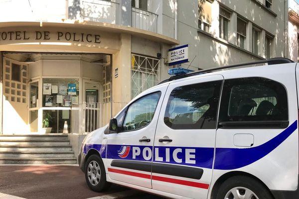 Le commissariat de Narbonne - septembre 2019