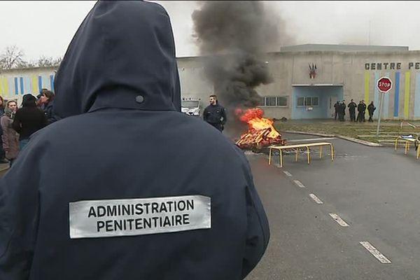 Archive Prison de Saran (Loiret), blocage en 2016