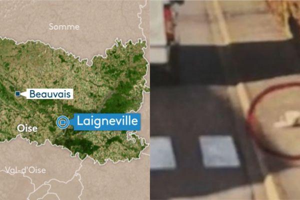 Début mars, un automobiliste a reçu une amende de 368 euros pour avoir jeté sur la voie publique de Laigneville des emballages de fast food.