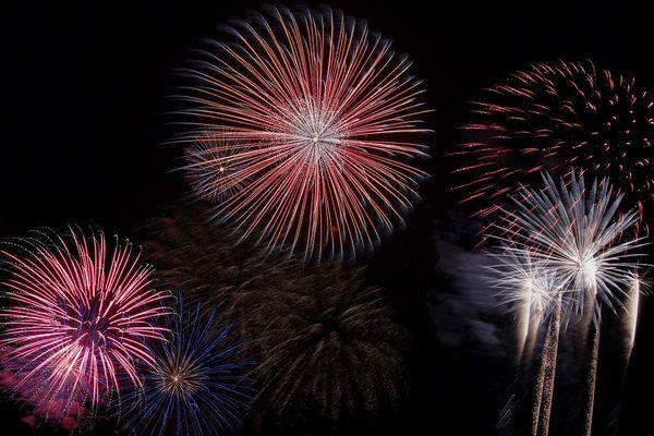 Photo d'illustration. Plusieurs communes en Champagne-Ardenne ont décidé d'aller au-delà de classique feu d'artifice pour célébrer le 14 juillet, cette année.