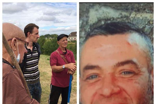 Une battue avait été organisée pour retrouver Steve, cet homme de 44 ans.