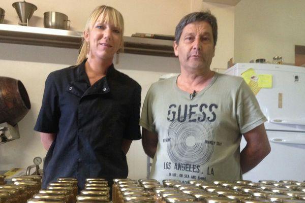 Laureline Serra a repris le 1er août les rênes de l'entreprise créée par son oncle : l'Atelier de la noisette.