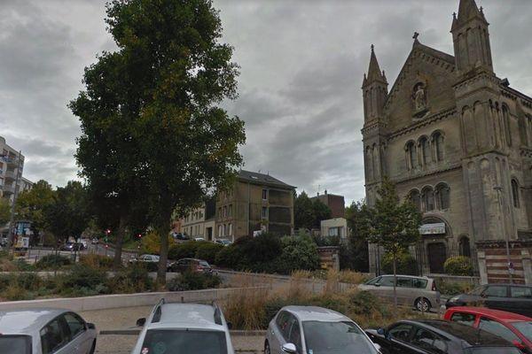 Rouen : la rue Saint-Gervais