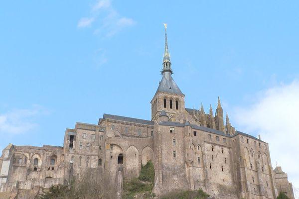 Abbaye du Mont Saint-Michel toujours fermée au public