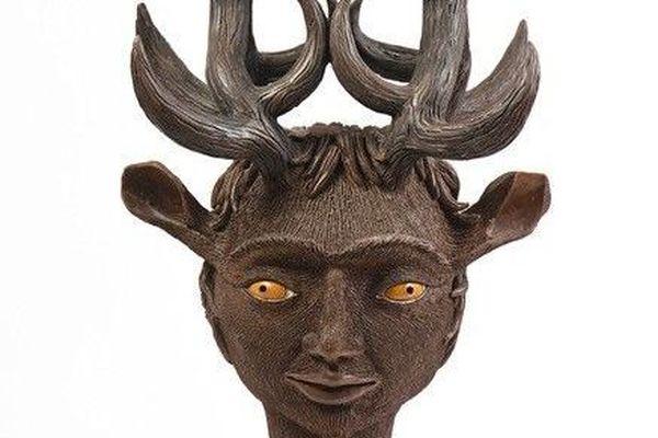 Sculpture de Jean Marais.