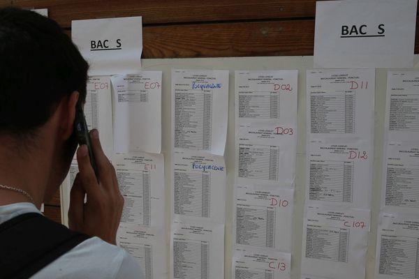 """Quoi faire après le baccalauréat ... les étudiants inscrivent leurs choix sur le site internet """"Admission post-bac"""""""