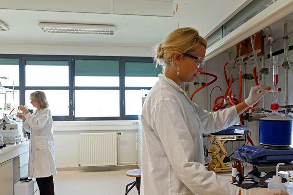 Laboratoire de l'Institut de chimie moléculaire de Reims