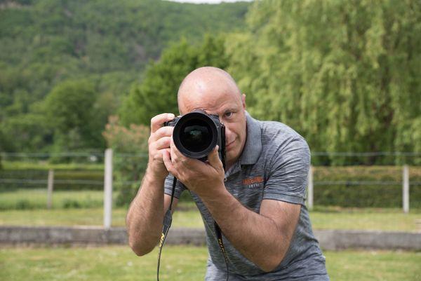 Sébastien Bollich, une passion pour ses Ardennes de cœur, un plaisir de partager les plus beaux endroits