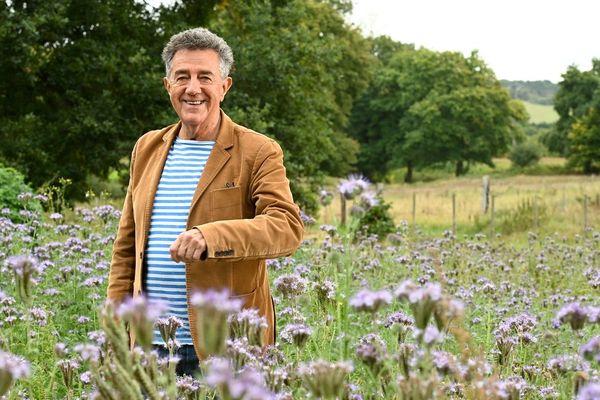 Yves Cochet, chez lui en Ille-et-Vilaine