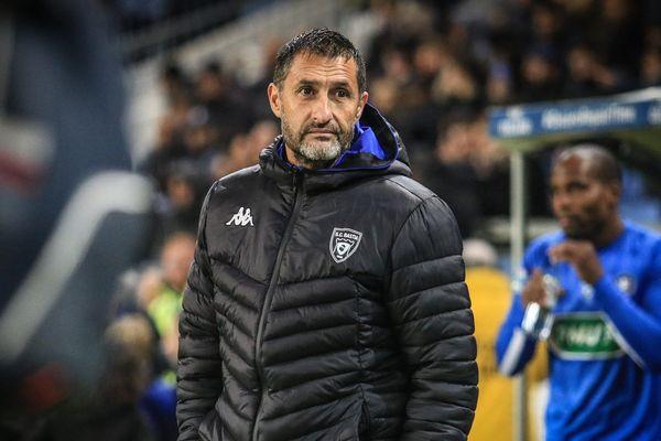 Stéphane Rossi vient d'être choisi pour devenir le nouveau patron technique de Cholet.