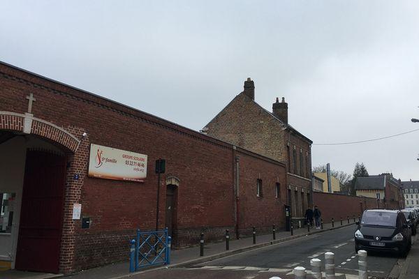 Jeudi 30 janvier, le lycée Sainte-Famille à Amiens a décidé d'annulé son voyage en Chine, prévu en avril