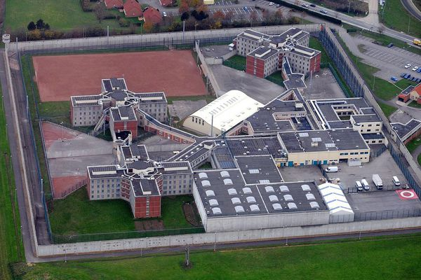 La prison de Longuenesse.