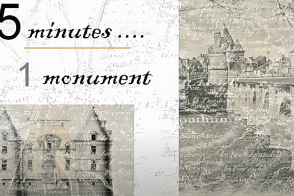 Youtube alex et Vava Agst - Episode 1 : 5 minutes / 1 monument de Chatellerault : Le pont Henry IV