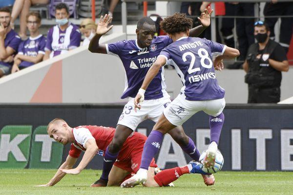 Le Toulouse Football Club n'avait plus gagné depuis plus d'un an.