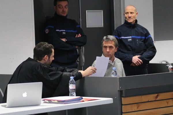 Christophe Blind a été reconnu coupable de l'assassinat de l'étudiant Belfortain Stéphane Dieterich