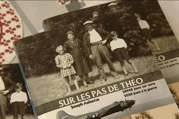 """""""Sur les pas de Théo"""" ou l'histoire d'un prisonnier de la Seconde Guerre Mondiale"""
