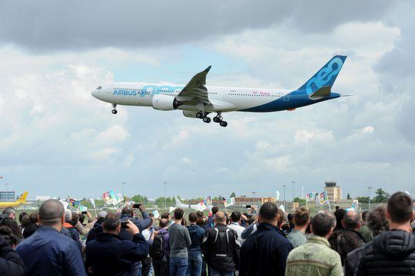 Les 50 ans d'Airbus fêtés en 2019 sont aussi au catalogue
