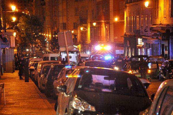Deux blessés dont un par balles au centre de Bastia
