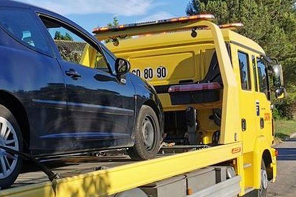 Mise en fourrière immédiate pour excès de vitesse sur l'A9 dans l'Aude pendant le week-end de l'Ascension 2020