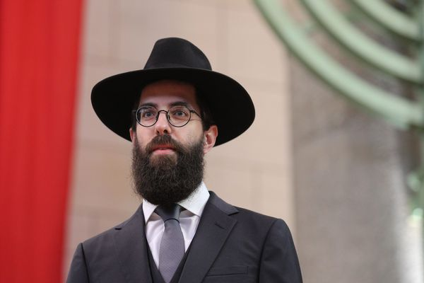 Harold Abraham Weill, grand rabbin de Strasbourg