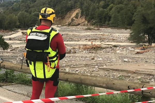 Un 5e corps a été retrouvé et identifié mardi dans l'après-midi, dans la rivière Vésubie.