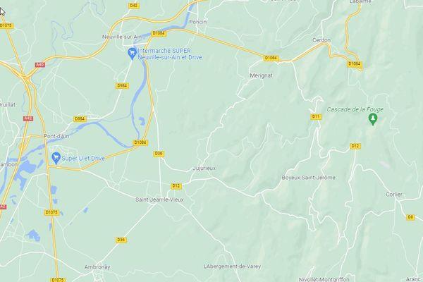 Le chauffard présumé de Sandrine Reverdy, infirmière de Jujurieux, dans l'Ain, a été interpellé.