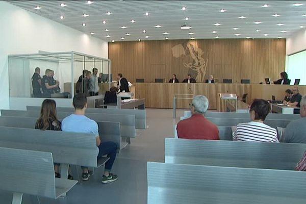 Le tribunal correctionnel de Caen ce jeudi 8 juin