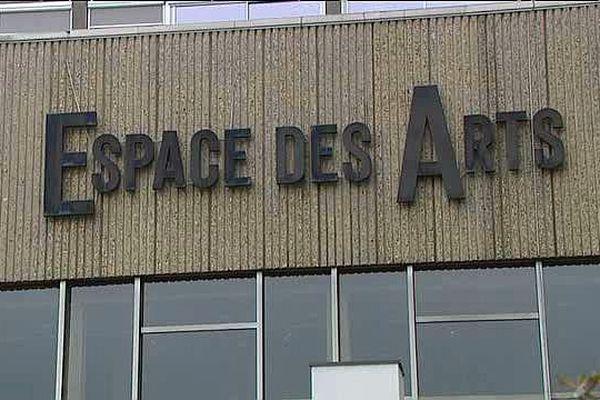 L'Espace des Arts de Chalon-sur-Saône