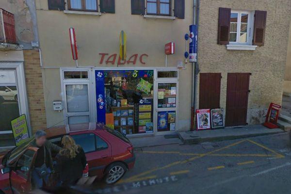 Le bureau de tabac de St-Romans a été cambriolé mercredi matin à 2h00