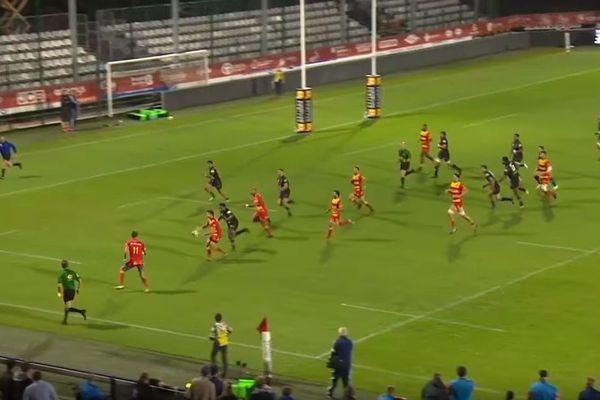 Les joueurs de Rouen ont renversé le cours du match pour signer un énorme exploit.