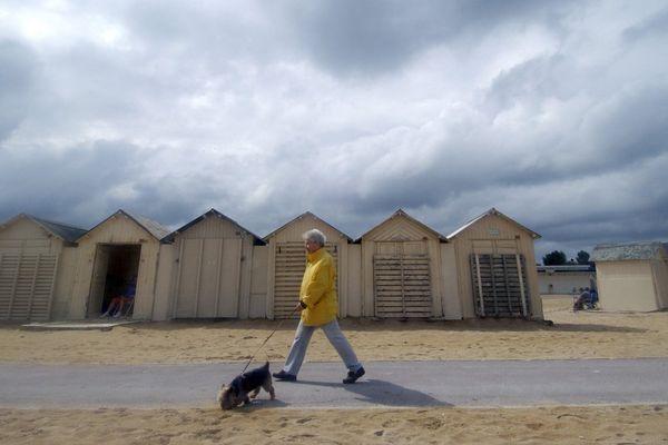 A Ouistreham comme ailleurs, les nuages limiteront souvent l'ampleur des éclaircies...